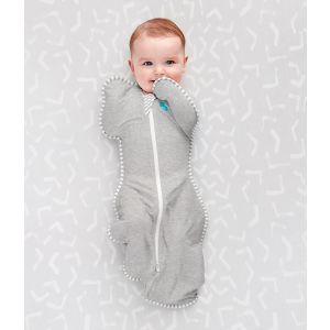 SwaddleUp Original Bamboo Marl Grey
