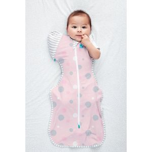 SWADDLE UP™ Transition Sleep Bag Lite Pink