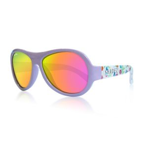 Flower Patch Purple Baby Sunglasses