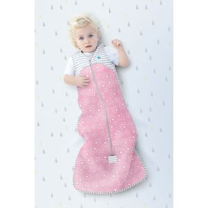 Sleep Bag 0.2 Tog Pink
