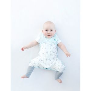 Sleep Suit 0.2 Tog Aqua