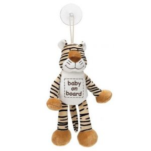 "Diinglisar ""Baby on Board"" Tiger"