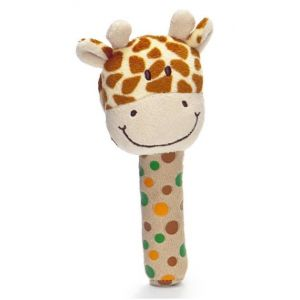 Diinglisar Mirror/Rattle Giraffe