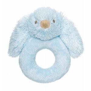 Lolli Bunnies Rattle - Blue