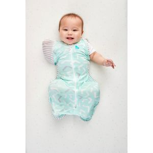 SWADDLE UP™ TRANSITION BAG BAMBOO LITE 0.2 TOG