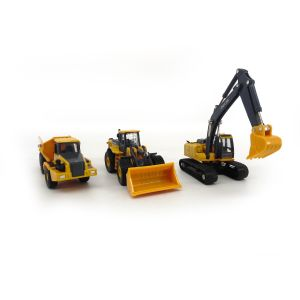 1:64 Construction Assortment
