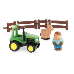John Deere Tractor Fun Playset