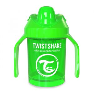 Mini Cup Green 230Ml 4+M