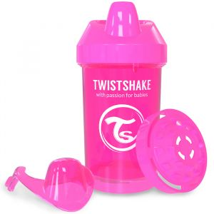 Crawler Cup Pink 300Ml 8+M