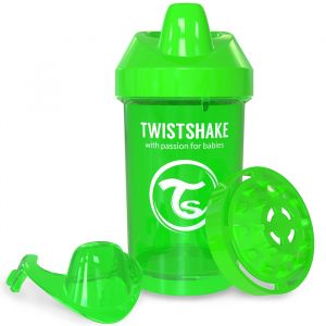 Crawler Cup Green 300Ml 8+M