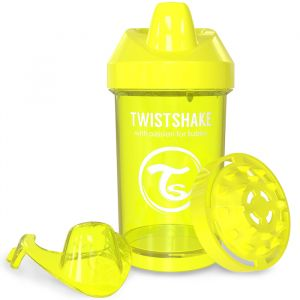 Crawler Cup Yellow 300Ml 8+M
