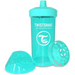 Kid Cup Turquoise 360Ml 12+M