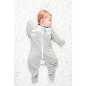 SWADDLE UP™ Transition Suit 1Tog Grey