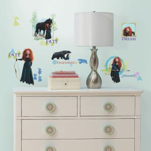 Brave Wall Decals