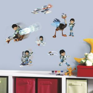 Miles From Tomorrowland Wall Decals