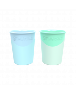 Twistshake 2X Cup 170Ml Blue/Green