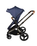 Kangaroo Stroller System Denim Blue