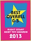 2013 Right Start Award - Best Overall 0-3yrs