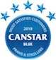 Canstar Awards 2018 - Most Satisfied Customers - Prams & Strollers: Baby Jogger