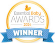 Essential Baby Awards 2014 - Winner - Gaia Bamboo Baby Wipes