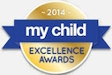My Child Excellence Award 2014 - Gaia Bamboo Baby Wipes